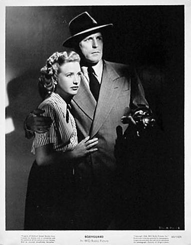 Film Noir of the Week: Bodyguard (1948)